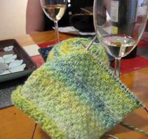 Woven_daffodil_scarf